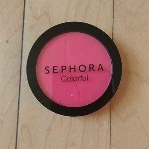 Sephora blush I'm shocked no 9